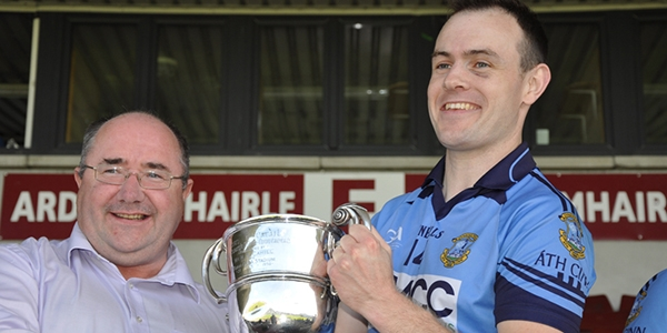 Headford win Cahill Cup