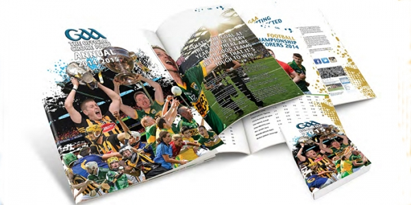 Official GAA Annual & Diary