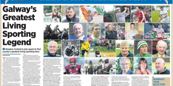 Galway's Living Sporting Legend