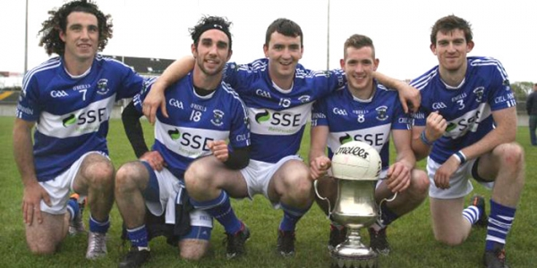 Connacht Finals at Tuam Stadium