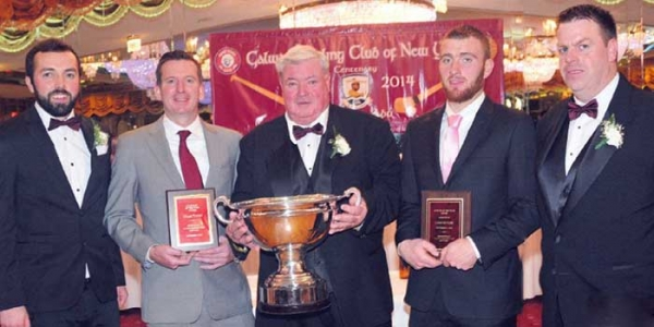 Galway Club in New York celebrate