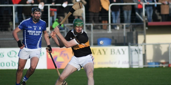 Beagh back in contention