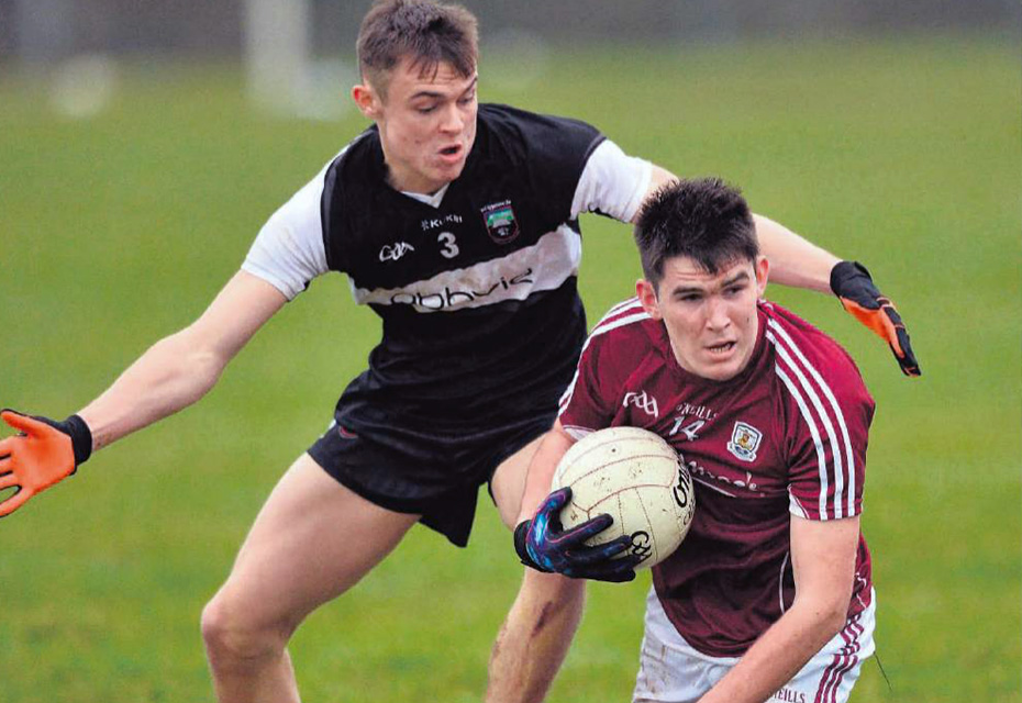 Holders Galway advance in FBD Football League at Enniscrone