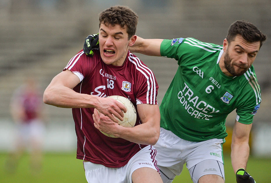 Galway's second half display overpowers Fermanagh at Brewster Park