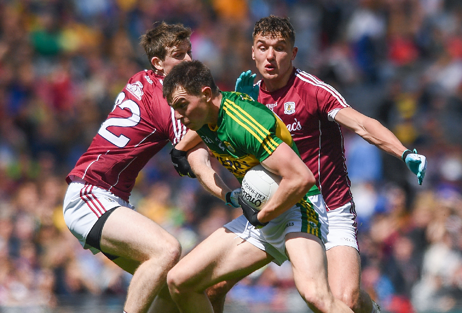 Defensive Galway fail to trouble Kerry in poor football quarterfinal