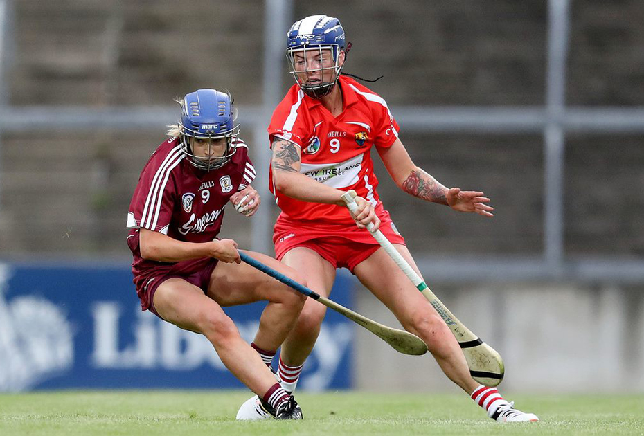 Cork hang on for victory over battling Galway in Camogie Semi-Final