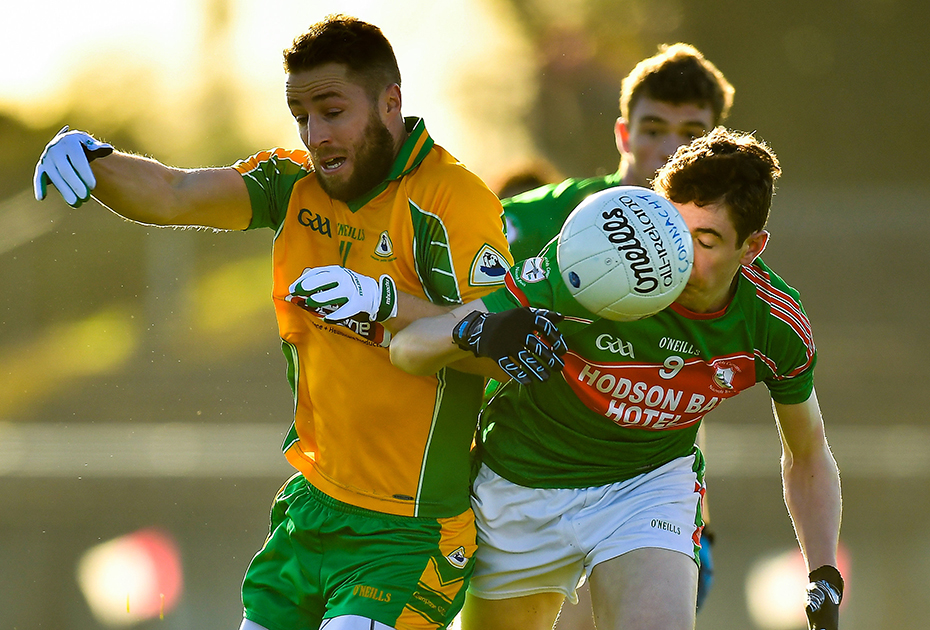 Late Daithi Burke goal seals win for Corofin in extra time against St. Brigid's