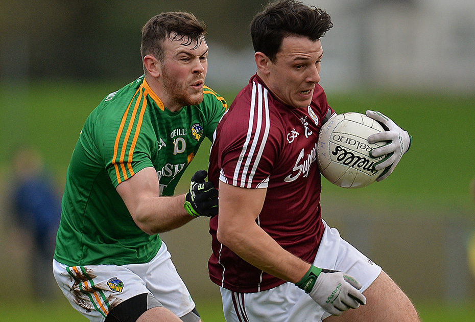 Galway far too strong for Leitrim in FBD League