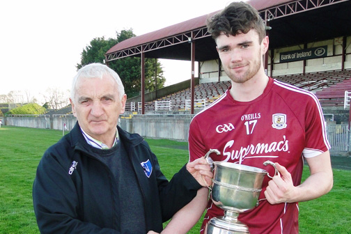 Galway add Connacht Minor Football League Title to their 2017 list
