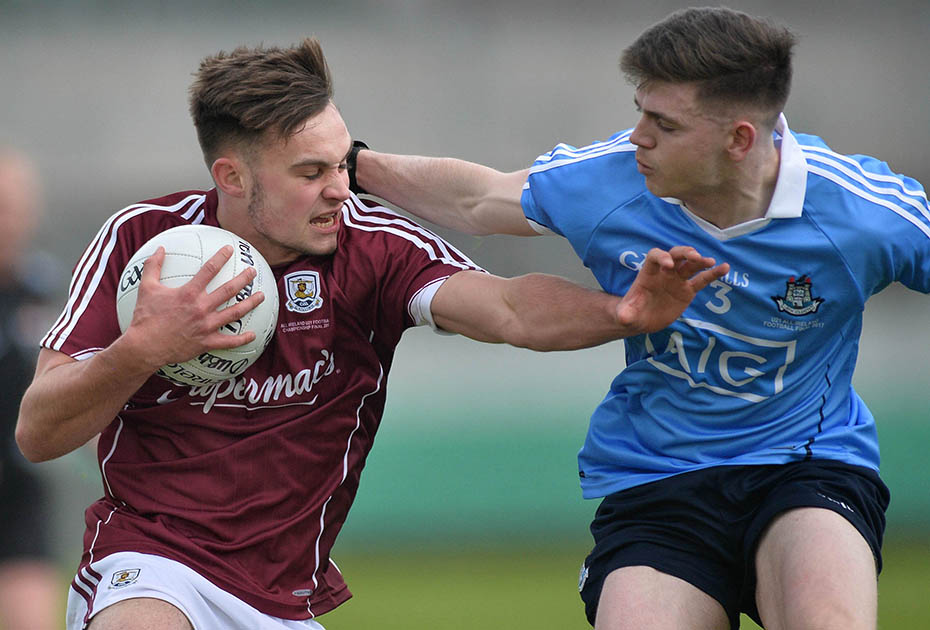 Galway Minor and Under 21 dual star heads down under