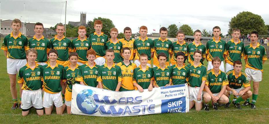 Under 16 Division 1 County League Final Craughwell