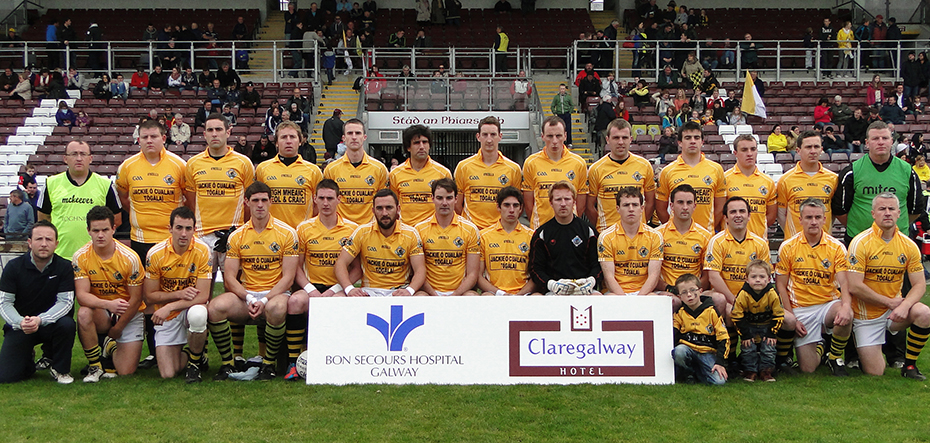 Carna Caiseal Intermediate Champions 2012 2