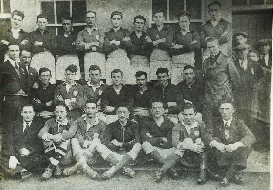 1931 Galway Junior Football Team Copy FOR WEB