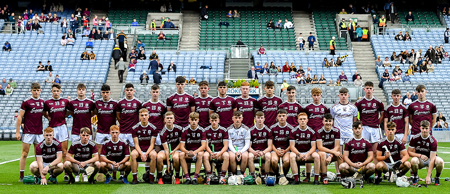 Galway All Ireland Minor H captioned 2019