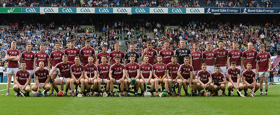 Galway Senior All Ireland Champions captions 2017