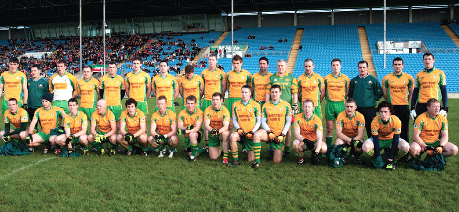Corofin County Senior Football Champs 2011