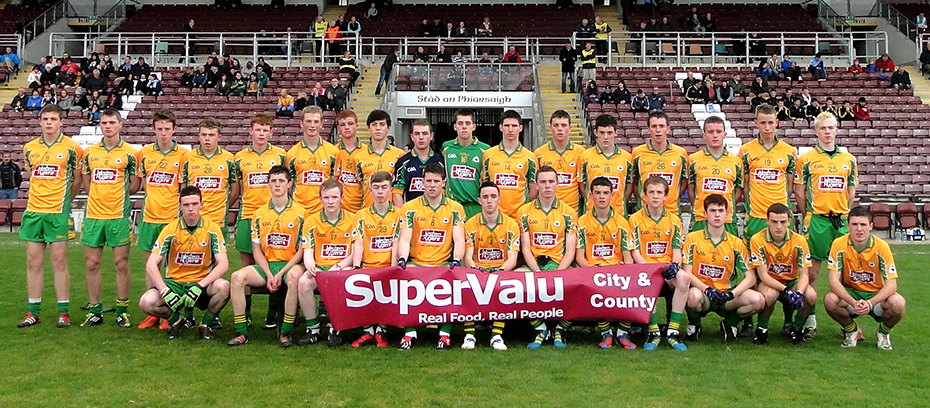 Corofin Minor A 2012