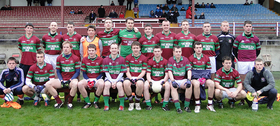 St James Div 1 B League winners 2012