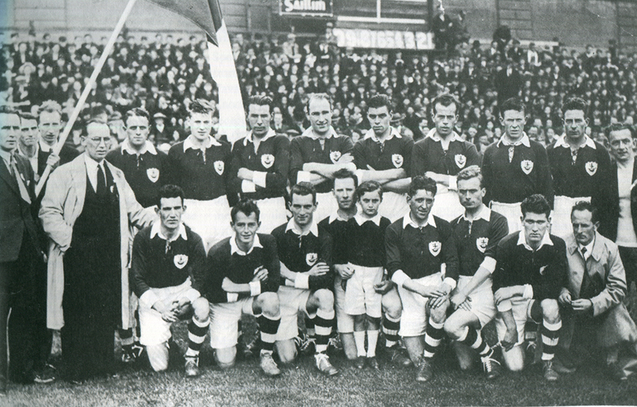 galway 1934 All Ireland